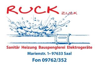 RUCK ZUCK Haag
